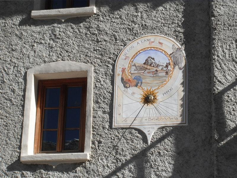 cadran-facade